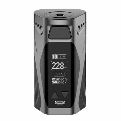 Боксмод Rincoe Manto X 228W для электронных сигарет