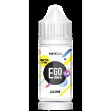 Жидкость NRGon EGOшка 2.0 POD - Дыня 30 мл