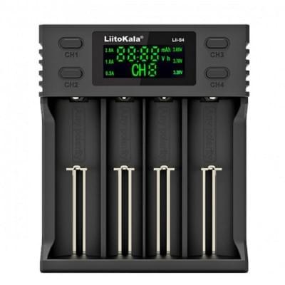 Зарядное устройство LiitoKala Lii-S4 | Вэйп клаб Казахстан