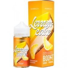 Жидкость Maxwell's - Lemon cake
