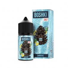 Жидкость BOSHKI Salt - Зимние