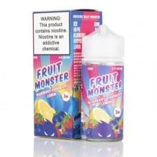 Жидкость Fruit Monster - Blueberry Rasberry Lemon 100мл