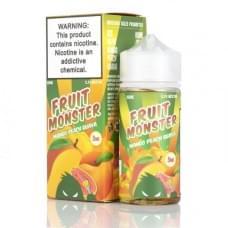 Жидкость Fruit Monster - Mango Pech Guava 100мл