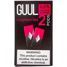 Картриджи для JUUL GUUL Pods 60мг 2шт