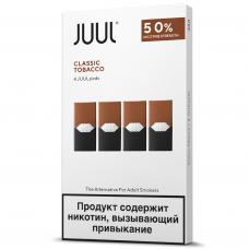 Картриджи JUUL Pods 50мг 4шт (оригинал)