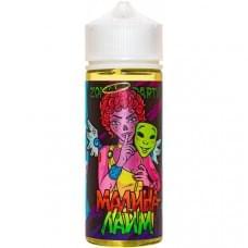 Жидкость Zombie Party - Малина-Лайм