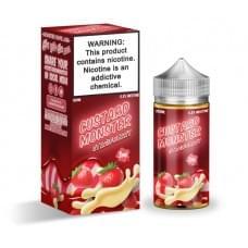 Жидкость Custard Monster - Strawberry 100мл