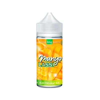 Жидкость Electro Jam NEW - Mango Lassi | Вэйп клаб Казахстан