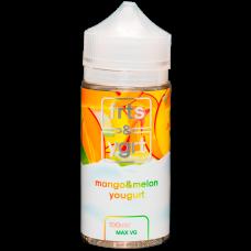 Жидкость Electro Jam LIMITED FRTS&YGRT - Mango Melon Yogurt