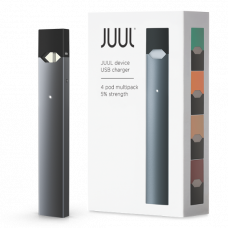 Набор JUUL Kit 4x Mixed Pods (оригинал)
