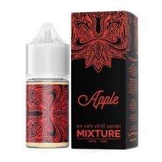 Жидкость MIXTURE Chill Salt - Apple