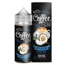 Жидкость Coffee-in - Cappuccino Coconut Milk