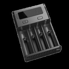 Зарядное устройство Nitecore Intellicharger i4 V2