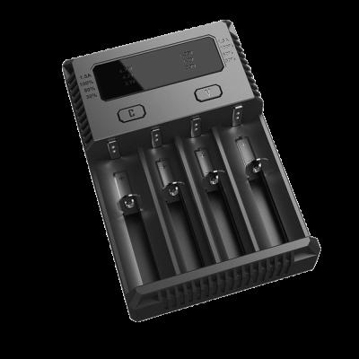 Зарядное устройство Nitecore Intellicharger i4 V2   Вэйп клаб Казахстан